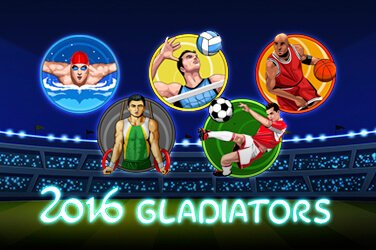 2016 Gladiators Endorphina Spielautomat