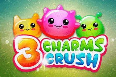 3 Charms Crush iSoftBet Spielautomat