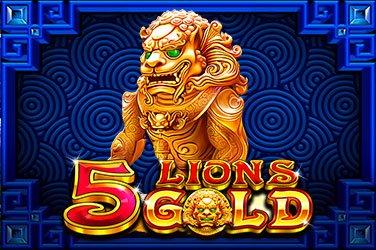 5 Lions Gold  Spielautomat