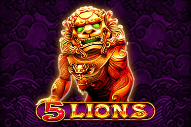 5 Lions  Spielautomat