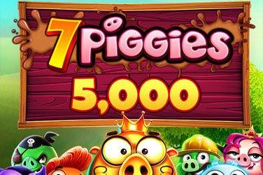 7 Piggies Scratchcard  Spielautomat