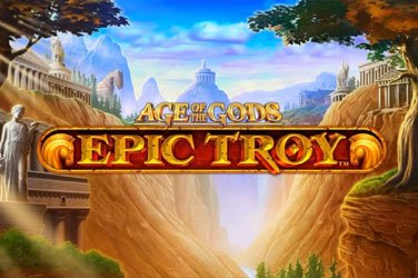 Age of the Gods Epic Troy  Spielautomat