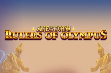 Age of the Gods Rulers of Olympus Playtech Spielautomat