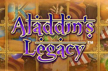 Aladdins Legacy  Spielautomat