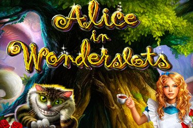 Alice In Wonderslots Playson Spielautomat