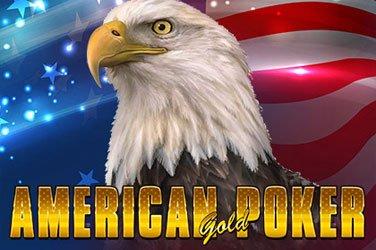 American Poker Gold Wazdan Spielautomat