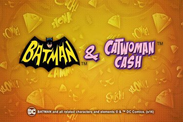 Batman and Catwoman Cash Playtech Spielautomat