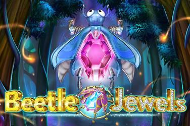 Beetle Jewels iSoftBet Spielautomat