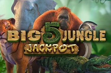Big 5 Jungle Jackpot  Spielautomat
