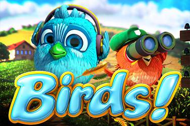 Birds BetSoft Spielautomat