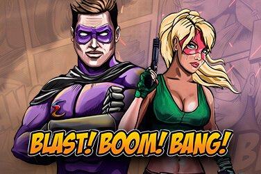 Blast Boom Bang Endorphina Spielautomat