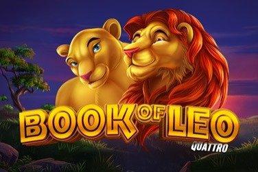 Book of Leo Quattro  Spielautomat
