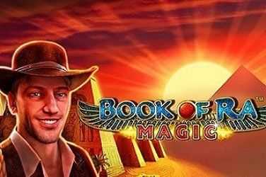 Book of Ra Magic  Spielautomat