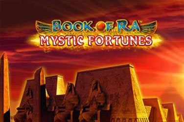 Book of Ra Mystic Fortunes  Spielautomat
