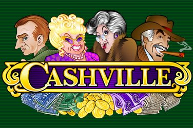 Cashville MicroGaming Spielautomat