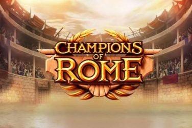 Champions of Rome Slotmaschine kostenlos ohne Anmeldung spielen