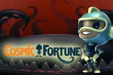 Cosmic Fortune NetEnt Spielautomat