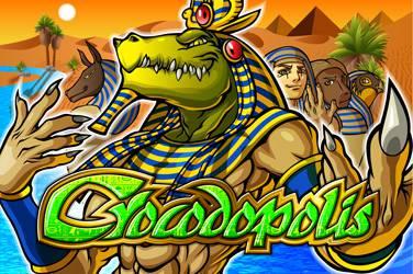 Crocodopolis NextGen Gaming Spielautomat