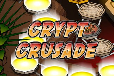 Crypt Crusade MicroGaming Spielautomat