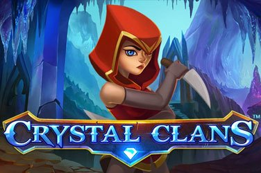 Crystal Clans iSoftBet Spielautomat