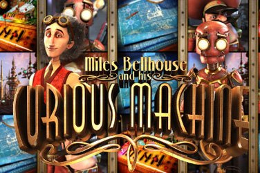 Curious Machine Mobile BetSoft Spielautomat