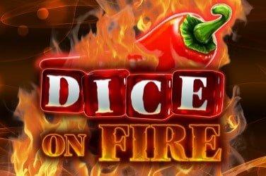 Dice on Fire  Spielautomat