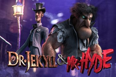Dr Jekyll and Mr Hyde Mobile BetSoft Spielautomat