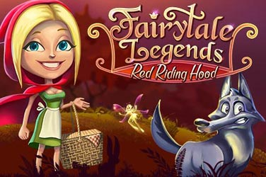 Fairytale Legends: Red Riding Hood NetEnt Spielautomat