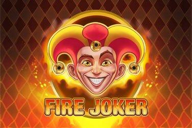 Fire Joker Play n GO Spielautomat