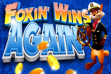 Foxin Wins Again NextGen Gaming Spielautomat