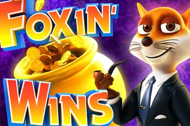 Foxin Wins MicroGaming Spielautomat