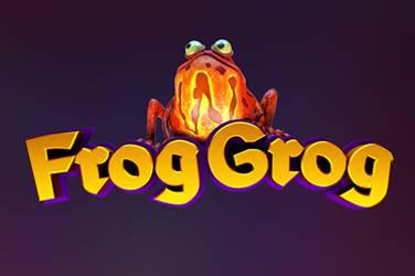 Frog Grog Thunderkick Spielautomat