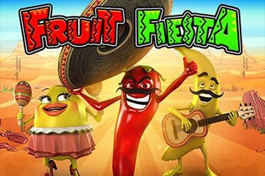 Fruit Fiesta Wazdan Spielautomat