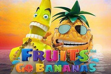 Fruits Go Bananas Wazdan Spielautomat