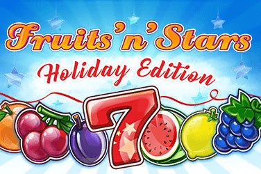 Fruits N Stars: Holiday Edition Playson Spielautomat