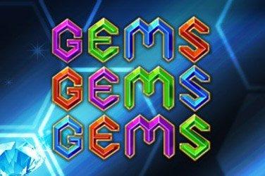 Gems Gems Gems WMS Gaming Spielautomat