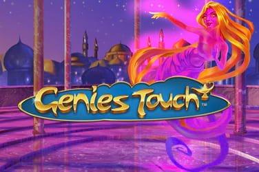 Genies Touch Quickspin Spielautomat