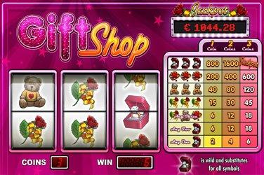 Gift Shop Play n GO Spielautomat
