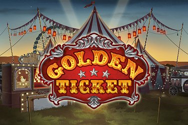 Golden Ticket Play n GO Spielautomat