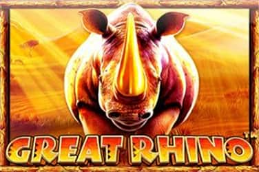 Great Rhino  Spielautomat