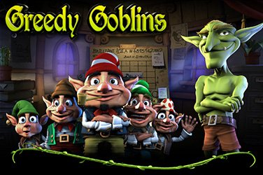 Greedy Goblins Mobile BetSoft Spielautomat