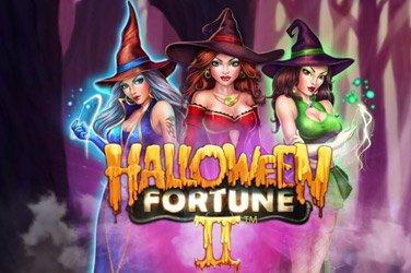 Halloween Fortune 2 Playtech Spielautomat