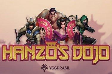 Hanzo's Dojo Casinospiel kostenlos spielen ohne Anmeldung