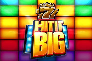 Hit It Big  Spielautomat