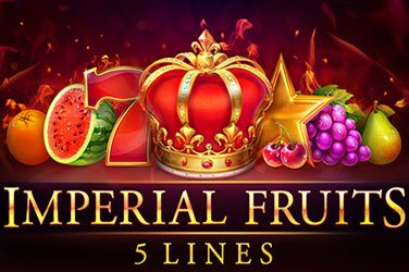 Imperial Fruits: 5 Lines Playson Spielautomat