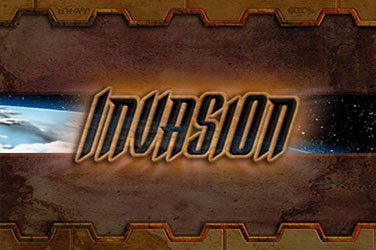 Invasion RTG Spielautomat