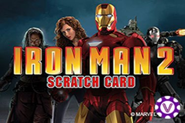 Iron Man 2 Scratch Playtech Spielautomat