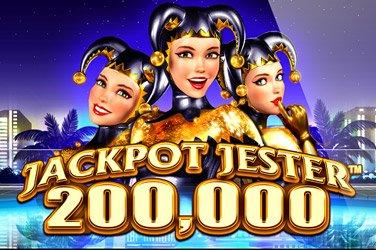 Jackpot Jester 200 000  Spielautomat