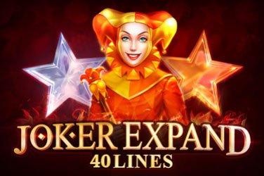 Joker Expand: 40 Lines Playson Spielautomat
