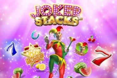 Joker Stacks iSoftBet Spielautomat